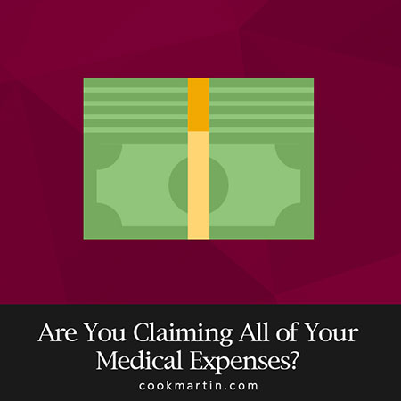 Claiming Tax Claiming Medical Expenses