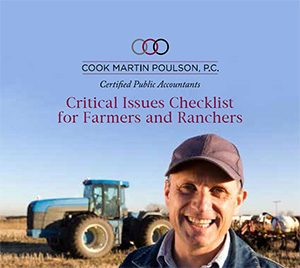 Checklist for Farmers and Ranchers