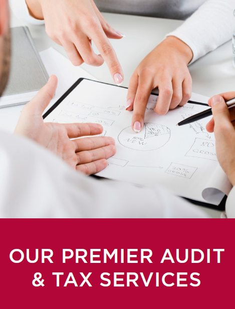 OUR PREMIER AUDIT & TAX SERVICES BROCHURE