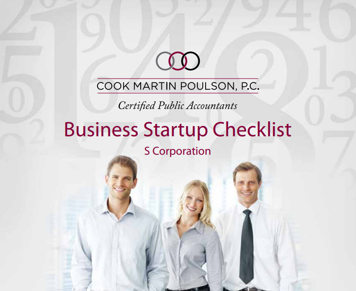 S Corporation Business Startup