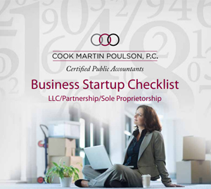 Sole Proprietorship LLC Business Startup Checklist