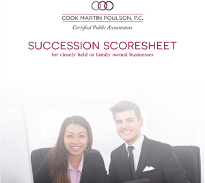Succession Scoresheet